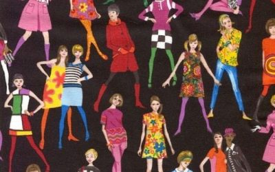 A 60-as évek divatja a nagyvilágban