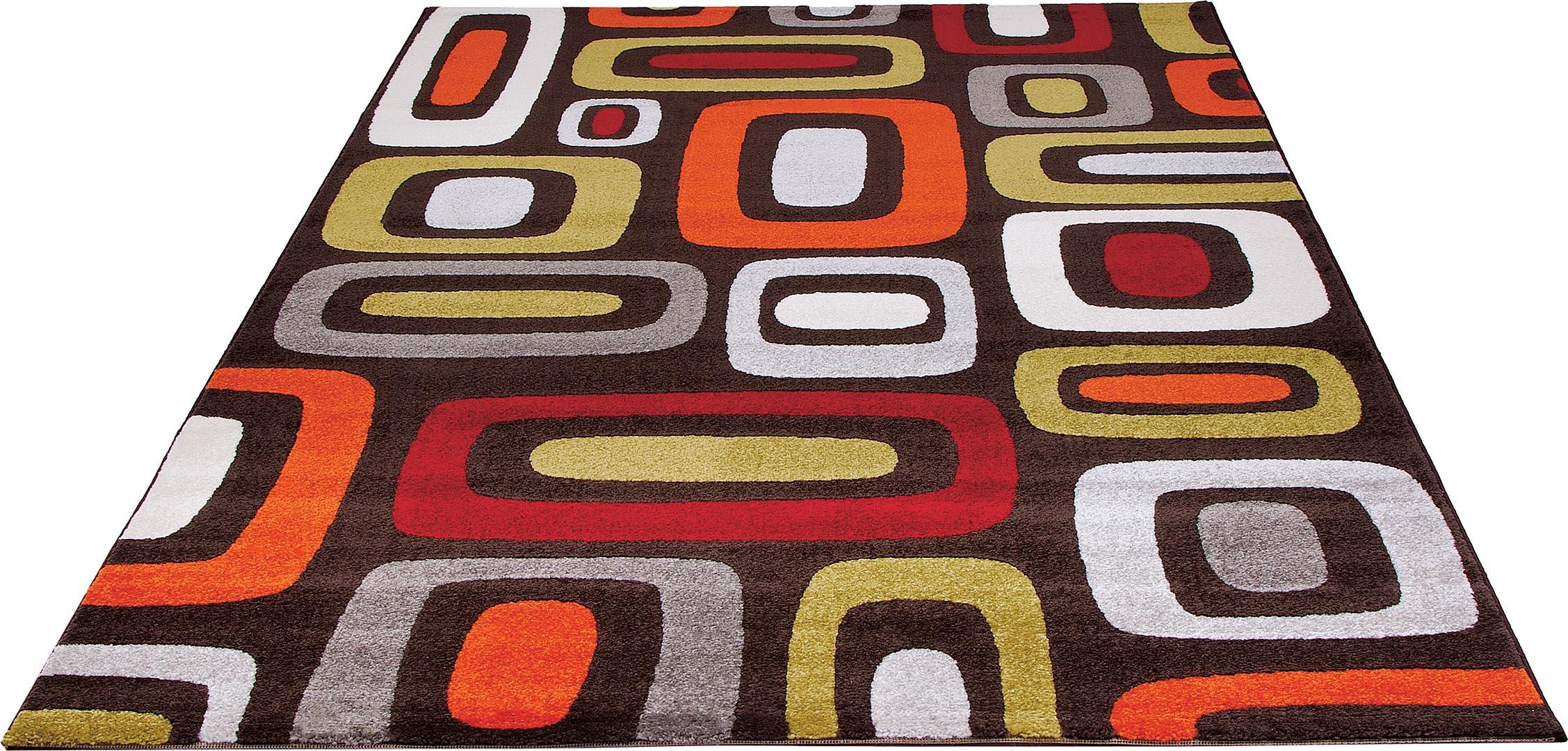 Retro szőnyeg